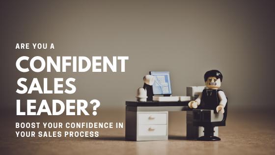 confident Sales Leader - Sales Process