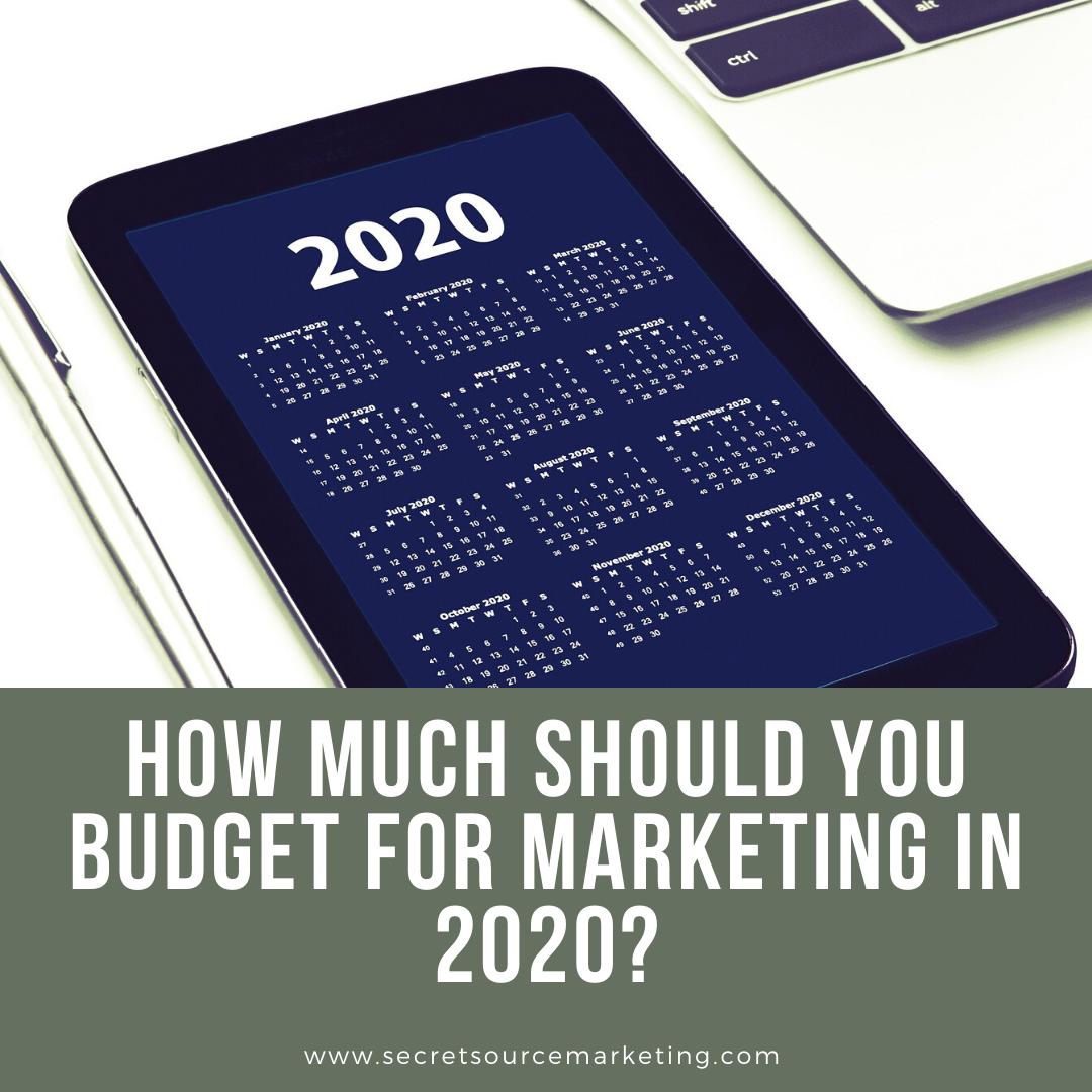 Marketing Budgets Secret Source Content